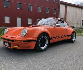 PORSCHE 911 E CARRERA 3.0 RS STYLE