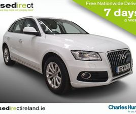 AUDI Q5 2.0TDI 150 FRONT SE 4DR (166) FOR SALE IN DUBLIN FOR €22,995 ON DONEDEAL