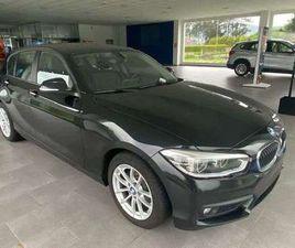 BMW 116 D EFFICIENT DYNAMICS EDITION SPORT
