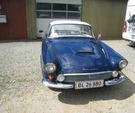 AUTRES DKW 1000 SP COUPE 1962