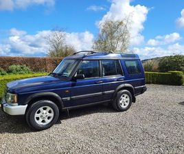 LANDROVER DISCOVERY 3 FOR SALE IN CORK FOR €5,500 ON DONEDEAL