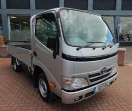TOYOTA DYNA 3.0 D4D LWB TWIN WHEEL PICK UP // 10 FOR SALE IN DUBLIN FOR €14,593 ON DONEDEA