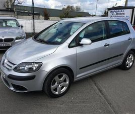 2006 VOLKSWAGEN GOLF PLUS 1.4L PETROL FROM IMPERIAL MOTORS - CARSIRELAND.IE