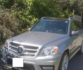 2011 MERCEDES GLK 320 AWD ONLY 97KM EXCELLENT CONDITION