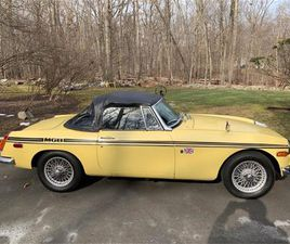 FOR SALE: 1970 MG MGB IN BRIDGEPORT, CONNECTICUT