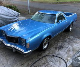 1978 FORD RANCHERO GT