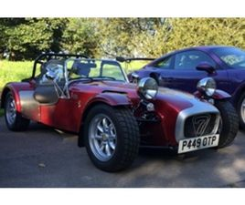 USED 1997 CATERHAM SUPER SEVENS 2.0 HPC 40TH ANNIVERSARY NOT SPECIFIED 17,000 MILES IN RED