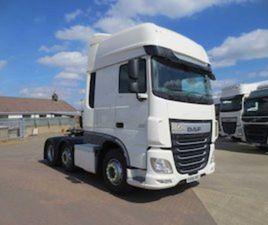 DAF XF 510 SUPERSPACE FOR SALE IN DERRY FOR € ON DONEDEAL