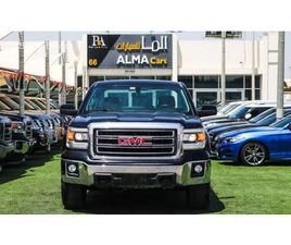 GMC SIERRA GCC FIRST OWNER FULL SERVICE HISTORY FOR SALE: AED 73,500