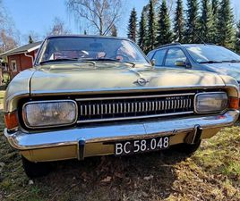 OPEL COMMODORE 2,5 A COUPE