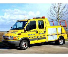 IVECO DAILY 2.8 TURBO DIESEL_ DÉPANNEUSE_ TAKELWAGEN