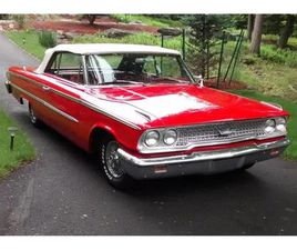 FOR SALE: 1963 FORD GALAXIE 500 XL IN LAKEVILLE, PENNSYLVANIA
