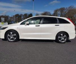 7 SEATER HONDA STREAM AUTOMATIC NEW NCT 01/2022 FOR SALE IN DUBLIN FOR €2700 ON DONEDEAL