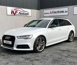 AUDI A6 2.0TDI 190BHP ULTRA S-LINE AUTO, 2018 FOR SALE IN GALWAY FOR €33,995 ON DONEDEAL
