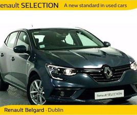 RENAULT MEGANE PLAY FOR SALE IN DUBLIN FOR €19,400 ON DONEDEAL