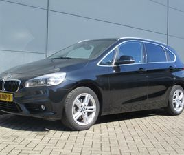 BMW 2 SERIE ACTIVE TOURER AUTOMAAT/218I CORPORATE LEASE EXECUTIVE/IDEALE HOOGZITTER