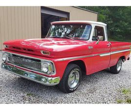 FOR SALE: 1965 CHEVROLET C10 IN BELINGTON, WEST VIRGINIA
