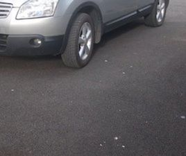 NISSAN QASHQAI +2 HATCHBACK 2010 DIESEL FOR SALE IN KILDARE FOR €5000 ON DONEDEAL