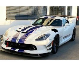 DODGE VIPER ACR GEIGER TUNING