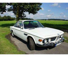 BMW 2800 CS E9 COUPE SCHALTUNG
