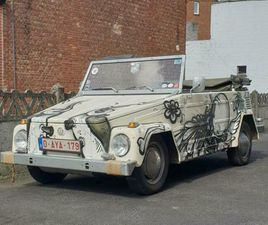 VW 181 KUBEL 1970