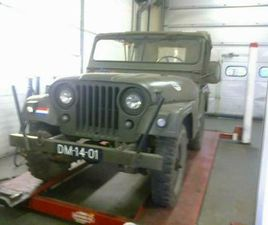 ② WANTED NECKS OU WILLYS JEEP - OLDTIMERS & ANCÊTRES