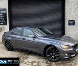 USED 2014 BMW 3 SERIES BUSINESS EFFICIENTDY SALOON 98,500 MILES IN GREY FOR SALE   CARSITE