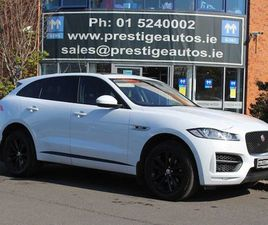 JAGUAR F-TYPE, 2016 FOR SALE IN DUBLIN FOR €33,950 ON DONEDEAL