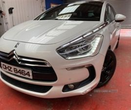USED 2012 CITROEN DS5 DSTYLE HDI HATCHBACK 96,000 MILES IN WHITE FOR SALE   CARSITE