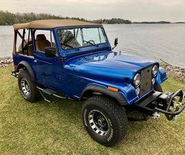 USED 1977 JEEP CJ-7 FULLY RESTORED