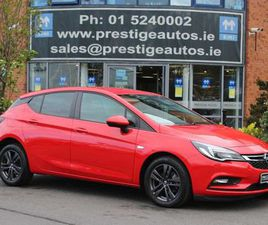OPEL ASTRA, 2019 FOR SALE IN DUBLIN FOR €17,950 ON DONEDEAL