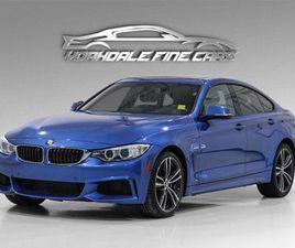 USED 2017 BMW 4 SERIES 440I XDRIVE AWD GRAN COUPE M PER
