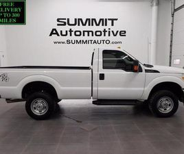 XL: REGULAR-LONG-XL-GAS-4WD-TOW PACKAGE-1 OWNER