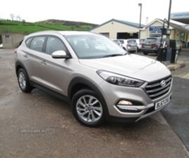 USED 2018 HYUNDAI TUCSON SE BLUE DRIVE 2WD NOT SPECIFIED 11,951 MILES IN BEIGE FOR SALE |