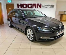 SKODA SUPERB COMBI STYLE 1.6 TDI 120HP FOR SALE IN GALWAY FOR €18950 ON DONEDEAL