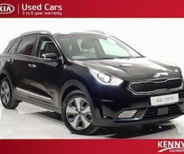 KIA NIRO PHEV 6D 5DR AUTO FOR SALE IN GALWAY FOR €26995 ON DONEDEAL