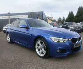 2018 BMW 3 SERIES - £17,795