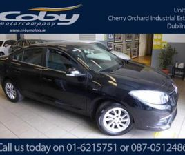 LIMITED EDITION 1.5 DCI 95 4DR. PRISTINE 2 OWNER IRISH CAR FROM NEW WITH 69KM, FSH, 2 KEYS