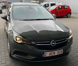 OPEL ASTRA 1.4 TURBO EDITION START/STOP (EU6.2)