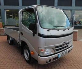 3.0 D4D LWB TWIN WHEEL PICK UP // 10 FOOT BODY //IMMACULATE CONDITION // PRICE INCLUDES VA