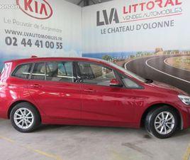 BMW SERIE 2 GRAN TOURER 218DA 150CH