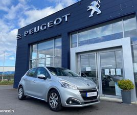 PEUGEOT 208 PHASE II 1.6 ACTIVE BUSINESS 5 PORTES BLUEHDI 75 BVM 5