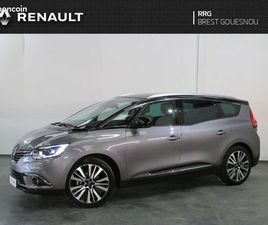 RENAULT GRAND SCÉNIC TCE 160 FAP EDC INITIALE