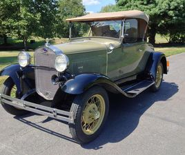 FOR SALE: 1931 FORD MODEL A IN GAINESVILLE, VIRGINIA