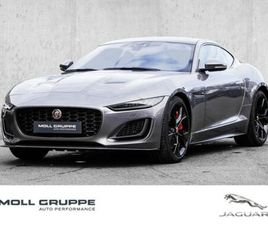 JAGUAR F-TYPE P450 FIRST EDITION COUPE UPE 110977.- EUR