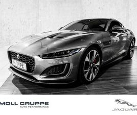 JAGUAR F-TYPE P450 AWD IRST EDITION COUPE UPE 116.530,-