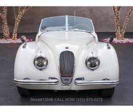 FOR SALE: 1952 JAGUAR XK120 IN BEVERLY HILLS, CALIFORNIA