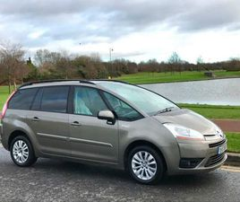 CITROEN C4 GRAND PICASSO 1.6 HDI VTR PLUS FOR SALE IN DUBLIN FOR €2,495 ON DONEDEAL