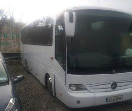 MERCEDES TOURINO 36 SEATS FOR SALE IN LAOIS FOR €48,000 ON DONEDEAL