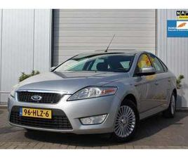 FORD MONDEO 2.0-16V TREND - NAP - DAKRAAM - CRUISE-CONTROL